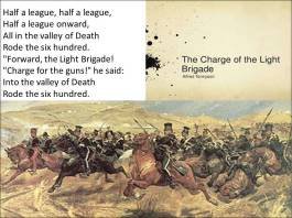 Charge of Light Brigade 2